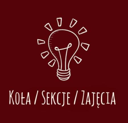 Koła/Sekcje/Zajęcia