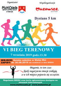 VI Bieg Terenowy na 5 km